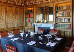 貝斯特韋斯特愛丁堡布雷德山酒店 - 愛丁堡 - 愛丁堡 - 餐廳