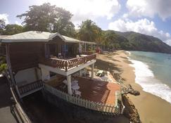 The Naturalist Beach Resort - Castara - Outdoor view