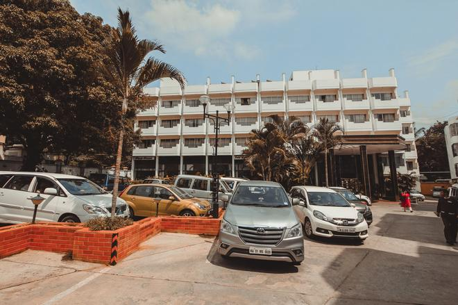 Hotel Ballal Residency - Bengaluru - Κτίριο