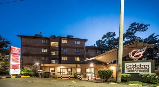 Prideinn Suites Lantana - Ναϊρόμπι - Κτίριο