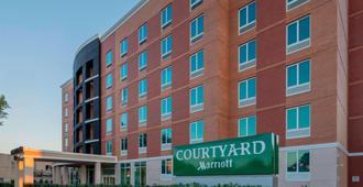 Courtyard by Marriott New York Queens/Fresh Meadows - Queens - Building