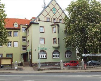 Hotel Pension zur Tanne - Zwickau - Gebouw