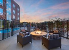 Towneplace Suites By Marriott Dallas Dfw Airport North/Irving - Irving - Parveke