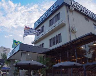 Nohotel Nova Odessa - Americana - Building