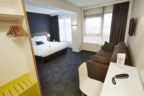 Kyriad Brest Centre - Brest - Phòng ngủ