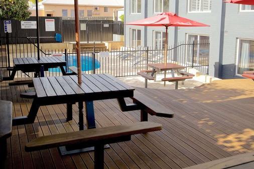The Murray Hotel - Perth - Toà nhà