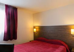 The Originals City, Hôtel Bagatelle, Angers Sud (Inter-Hotel) - Les Ponts-de-Cé - Bedroom