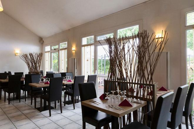 The Originals City, Hôtel Bagatelle, Angers Sud (Inter-Hotel) - Les Ponts-de-Cé - Restaurant
