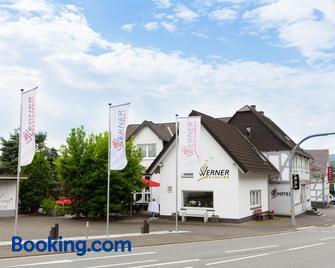 Hotel Werner - Dautphetal - Edificio