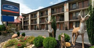 Howard Johnson by Wyndham Pigeon Forge - Pigeon Forge - Building
