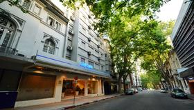 Oxford Hotel - Montevideo - Building