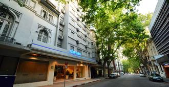 Oxford Hotel - Montevideo - Bygning