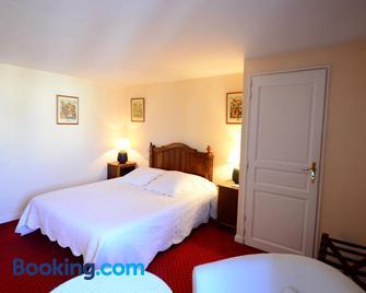 Hotel De l'Europe Aéroport - Saint-Louis - Bedroom