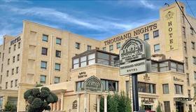 Thousand Nights Hotel - Amman - Building