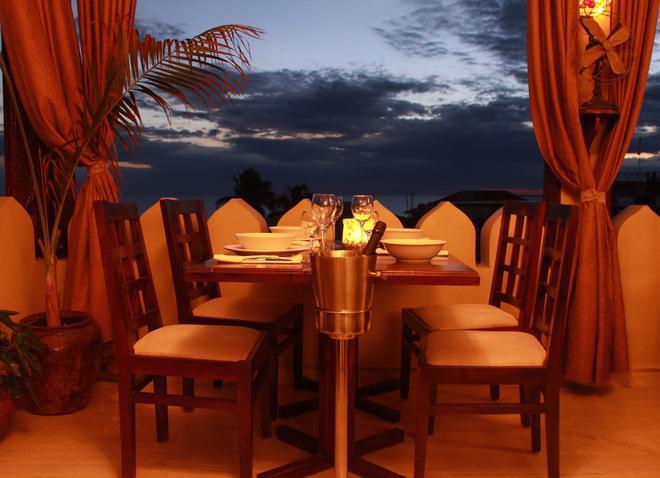 Al Johari Zanzibar - Zanzibar - Dining room