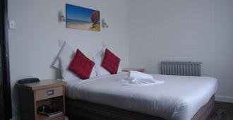 Rotorua Motel - רוטורואה - חדר שינה