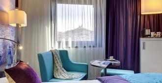 مركيور مارسيليا سنتر فيو بورت - مرسيليا - غرفة نوم