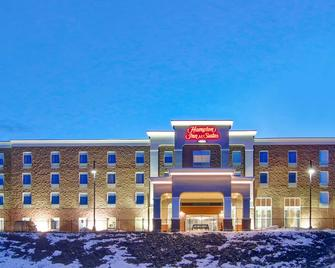 Hampton Inn & Suites Saint John - Saint John - Building
