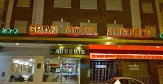 Gran Hotel Augusto - Mar del Plata - Edificio
