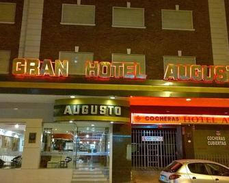 Gran Hotel Augusto - Мар Дел Рлата - Building