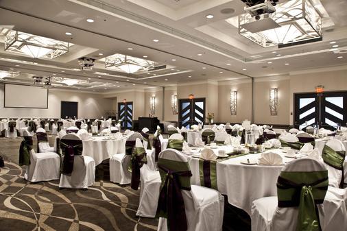 海岸堡壘酒店 - 納奈莫 - 納奈莫 - 宴會廳