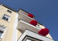 Hotel Sonnenbichl - Bad Reichenhall - Rakennus