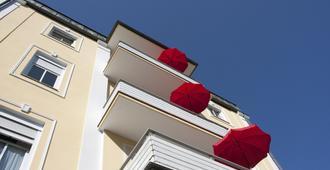 Hotel Sonnenbichl - באד רייכנהל - בניין