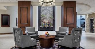 Sheraton Dfw Airport Hotel - Irving - Lobby