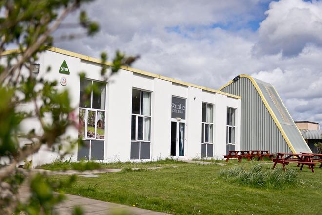 Yha Manorbier - Tenby - Gebäude