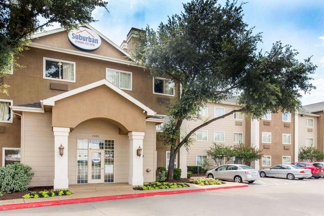 Suburban Extended Stay Hotel Lewisville - Lewisville - Κτίριο