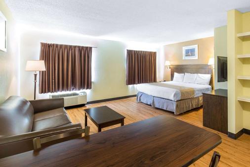 郊區長住酒店 - 路易斯維爾 - 路易斯維爾 - 臥室