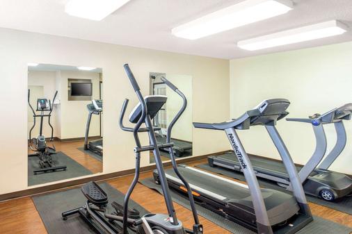 郊區長住酒店 - 路易斯維爾 - 路易斯維爾 - 健身房