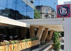Hotel Shirak - เยเรวาน - วิวภายนอก