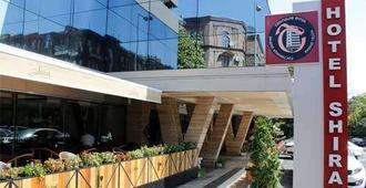 Hotel Shirak - Jerevan - Näkymät ulkona