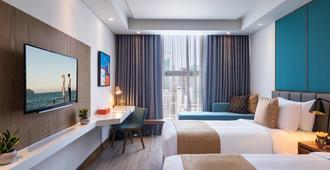 芽莊馨樂庭Bayfront服務公寓 - 芽莊 - 臥室