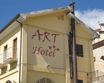Art Hotel - Villetta Barrea - Building