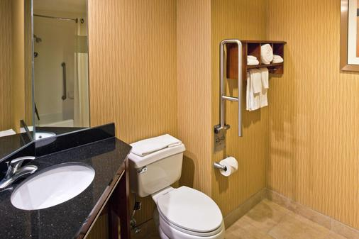 Hampton Inn Baltimore/White Marsh - Baltimore - Salle de bain