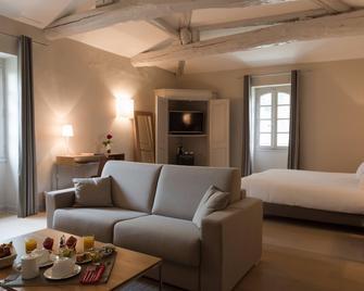 La Begude Saint Pierre - Vers-Pont-du-Gard - Schlafzimmer