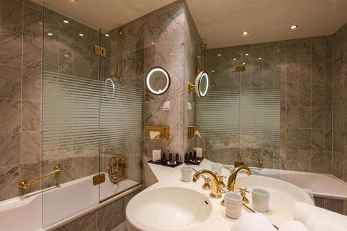 Hotel Halm Konstanz - Konstanz - Phòng tắm