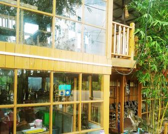 Dream House Guest House & Restaurant - Ngwesaung - Gebouw
