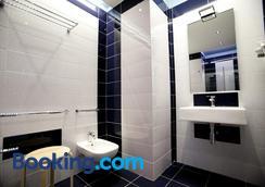 Fardella Centrale - Trapani - Phòng tắm