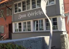 Zum Hirschen - hotel & gasthaus beim stöckeler - Scheidegg - Bygning