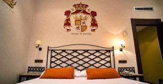 Hotel Palacio De Valderrábanos - Ávila - Soverom
