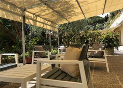 Hotel Approdo - Rapallo - Patio