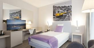 Hotel City Lugano, Design & Hospitality - Lugano - Bedroom