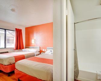 Motel 6 Hartford - Southington - Southington - Slaapkamer