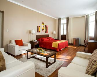 Hotel Victoria Plaza - Tarija - Habitación
