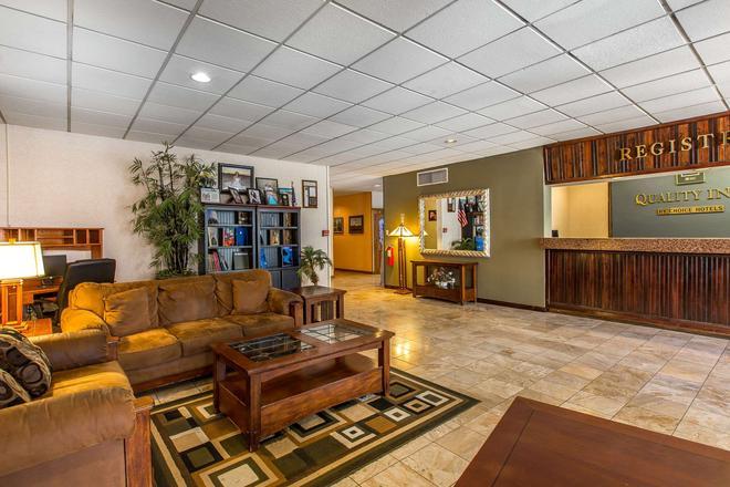 歷史 66 號公路品質酒店 - 巴斯托 - 巴斯托 - 大廳