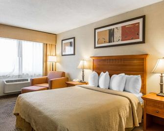 Quality Inn On Historic Route 66 - Barstow - Schlafzimmer