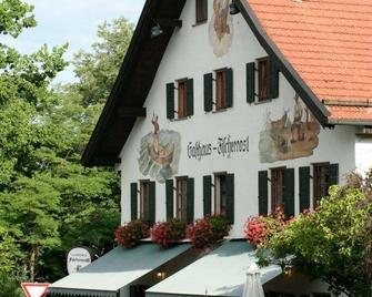 Fischerrosl - Münsing - Gebouw